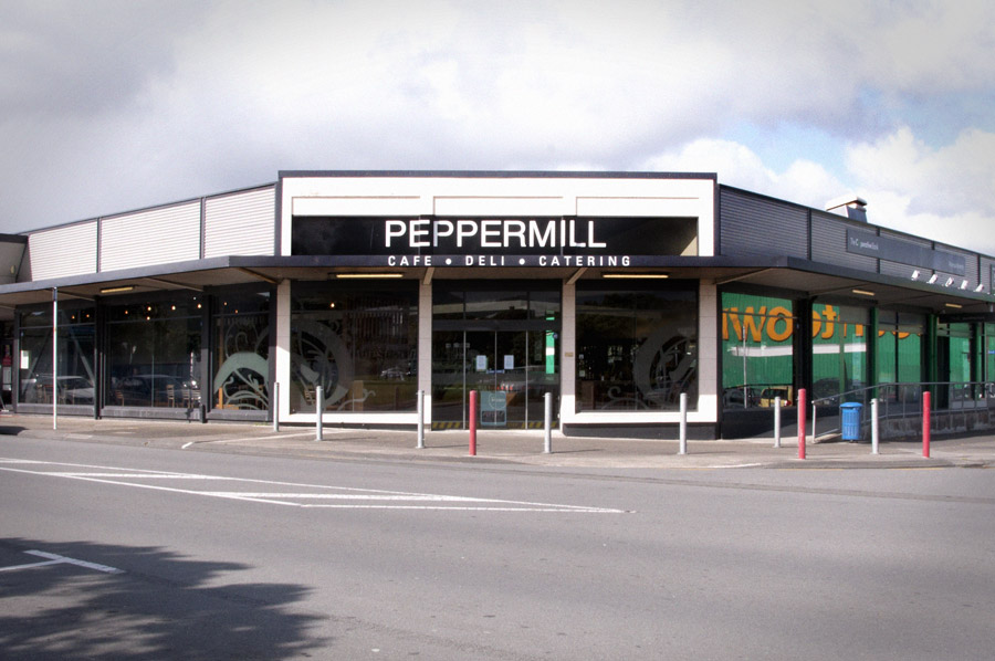 Peppermill Cafe Bar Restaurant Porirua